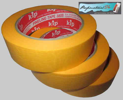 KIP Fine-Line Tape Set 3X 3808 30mm