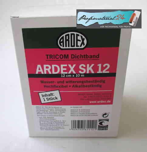 ARDEX SK12, TRICOM sealing tape 120 / 10m