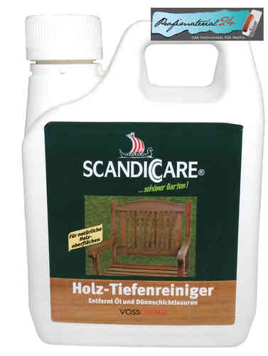 VOSS ScandicCare wood in-depth cleaner
