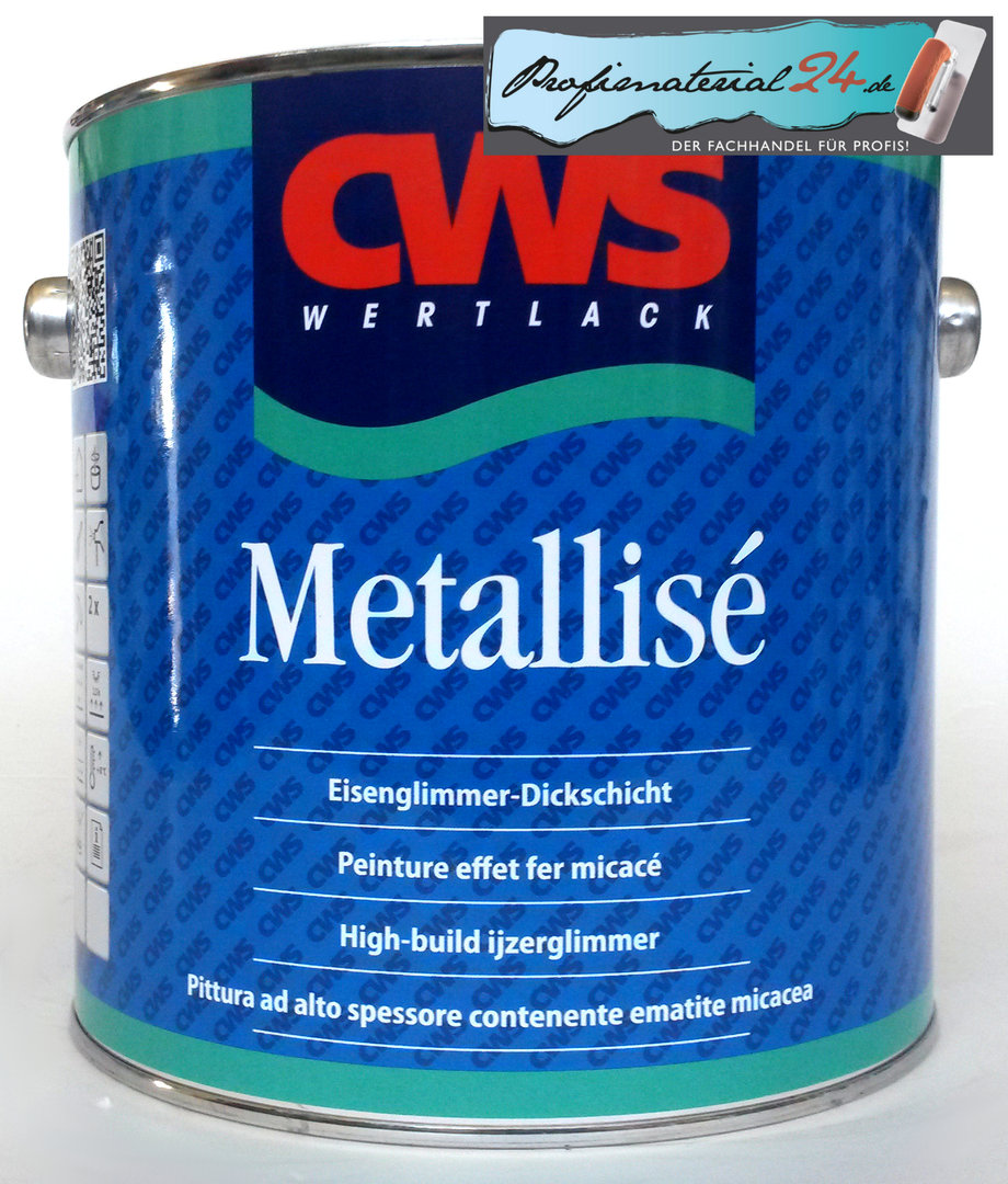 CWS Metallisé iron mica coating