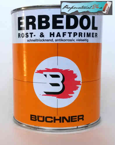 Büchner ERBEDOL rust and bonding primer