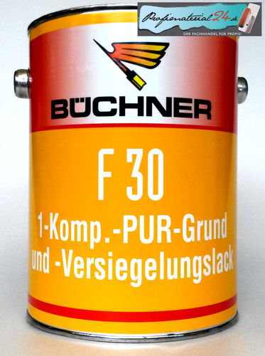 Büchner F30 1 Comp. PUR base and sealing varnish