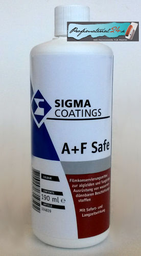 SIGMA A+F Safe, 190ml
