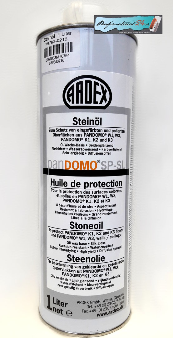 ARDEX Pandomo SP-SL Stoneoil
