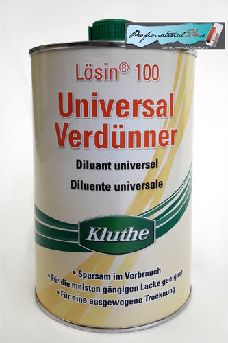 KLUTHE Lösin 100 universal paint thinner, 1L