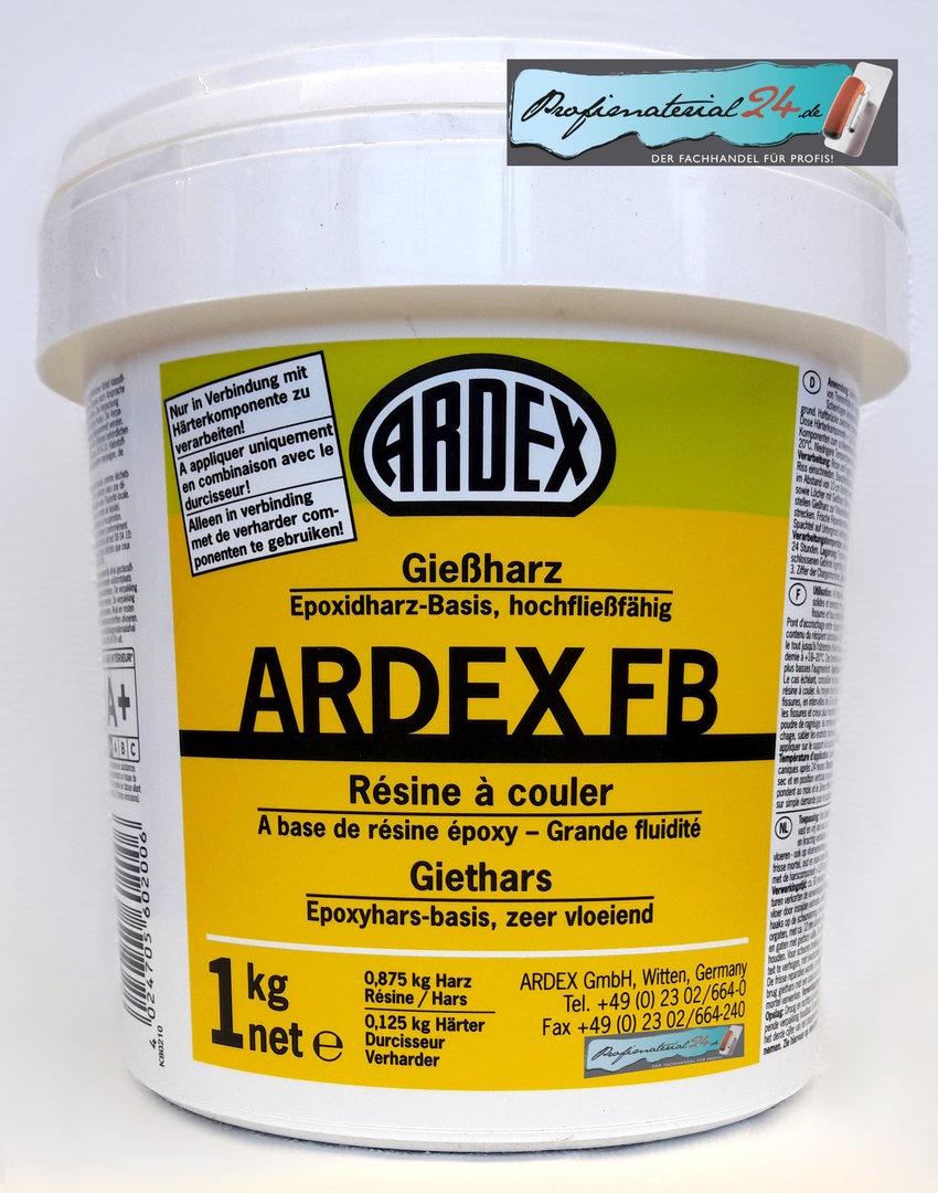 Ardex gießharz