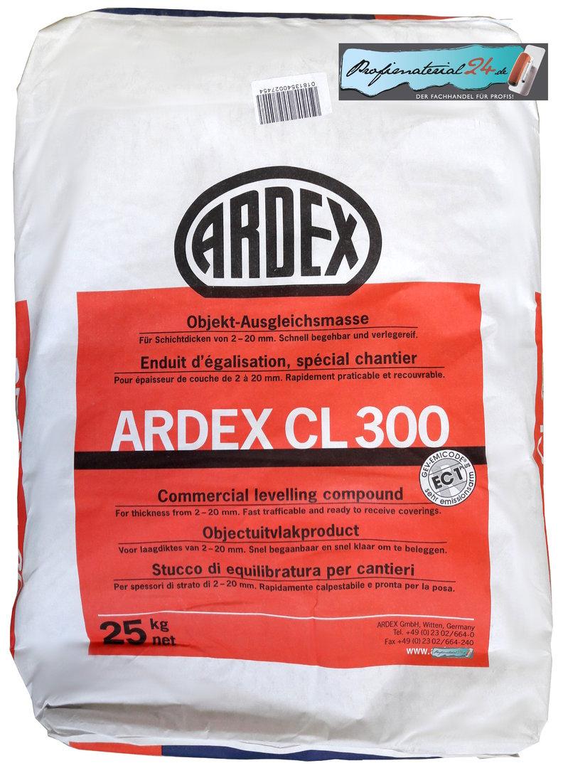 ardex cl objekt ausgleichsmasse kg ihr ardex